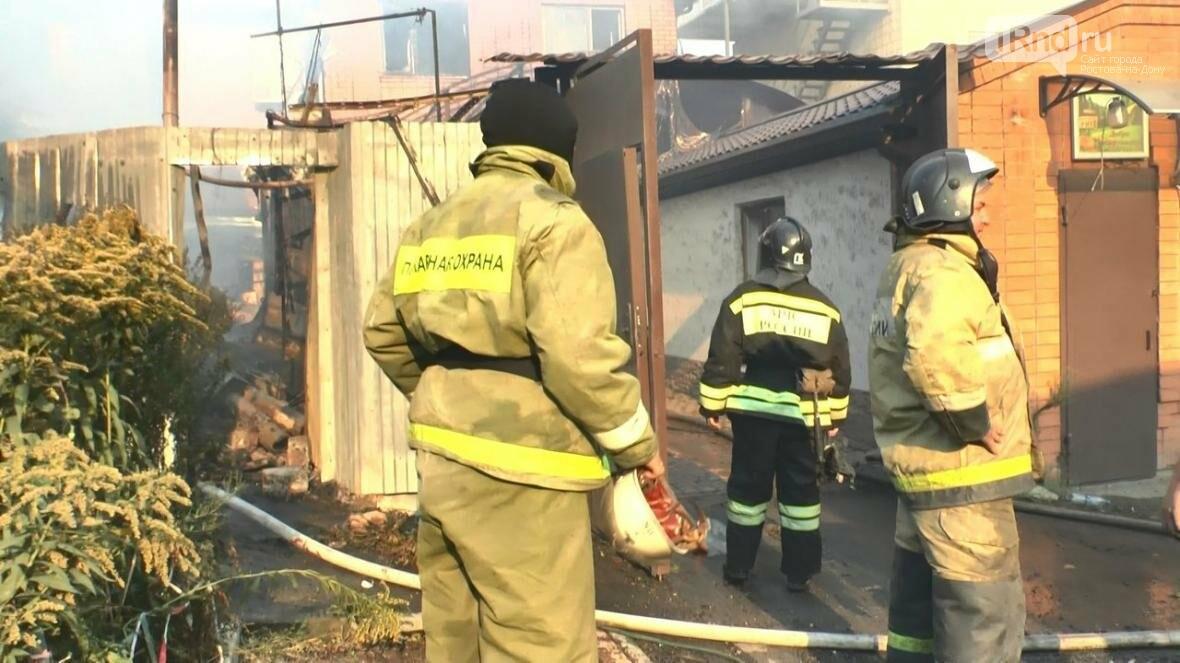 Ростовские коммунальщики рассказали, как начинался пожар 21 августа, фото-2