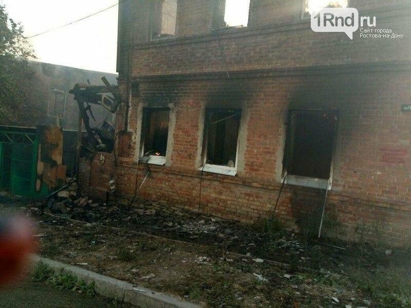 Ростовские коммунальщики рассказали, как начинался пожар 21 августа, фото-4