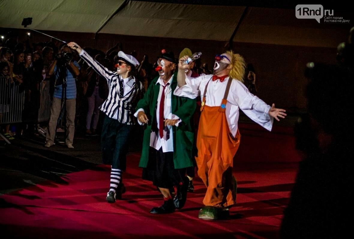 В Ростове прошла церемония открытия фестиваля «Bridge of Arts 2017», фото-18, Фото: Саша Савичева / 1rnd.ru