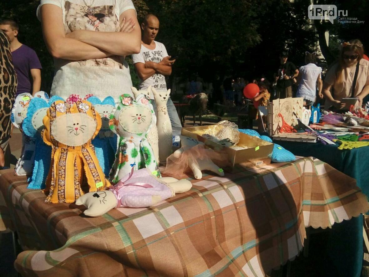 День бездомных животных отметили в Ростове-на-Дону, фото-2, Фото: Анна Дунаева