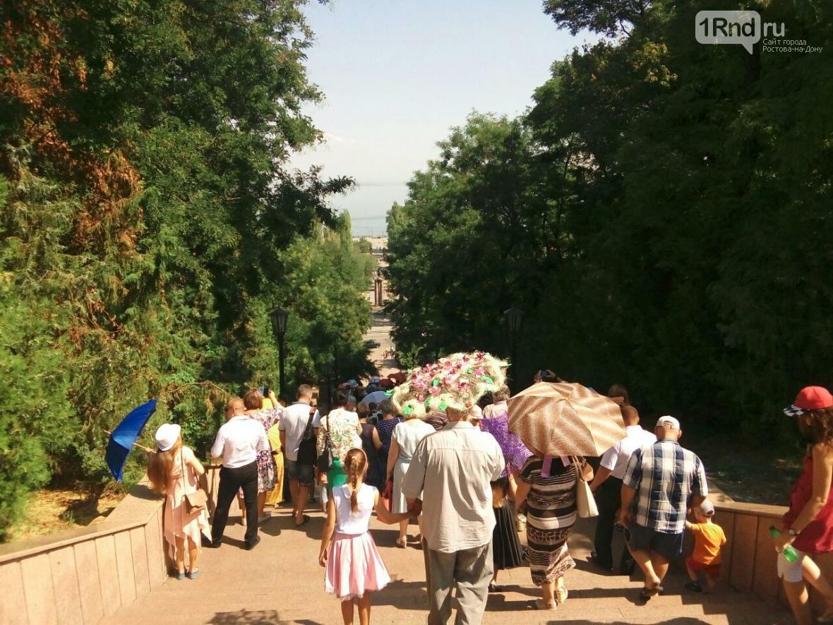 День рождения Фаины Раневской отмечают в Таганроге , фото-7, Фото: Анна Дунаева / 1rnd.ru