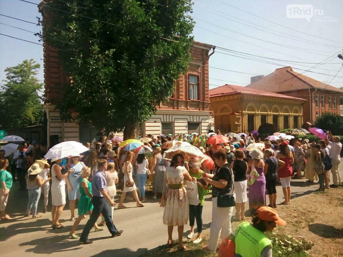 День рождения Фаины Раневской отмечают в Таганроге , фото-5, Фото: Анна Дунаева / 1rnd.ru