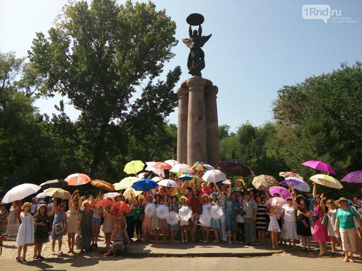 День рождения Фаины Раневской отмечают в Таганроге , фото-2, Фото: Анна Дунаева / 1rnd.ru