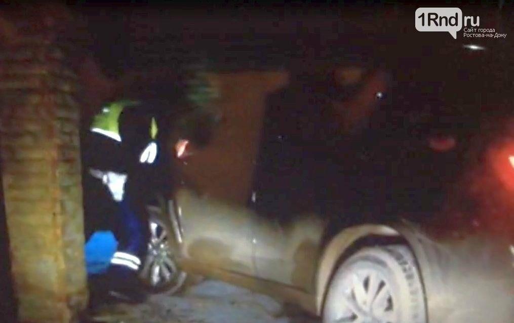 Ночной гонщик на BMWзаявил о пропаже полумиллиона рублей при его задержании , фото-2