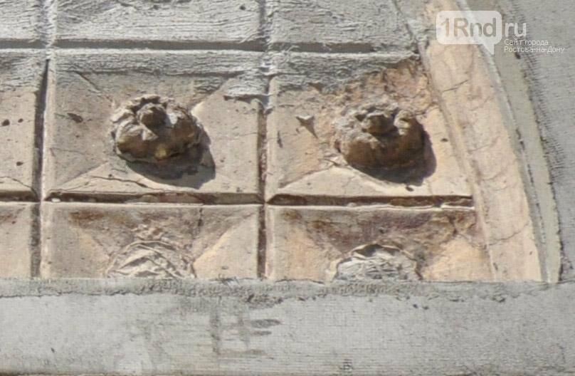 Стиль полторашки: в Ростове для воссоздания исторических фасадов применили пластиковые бутылки, фото-3