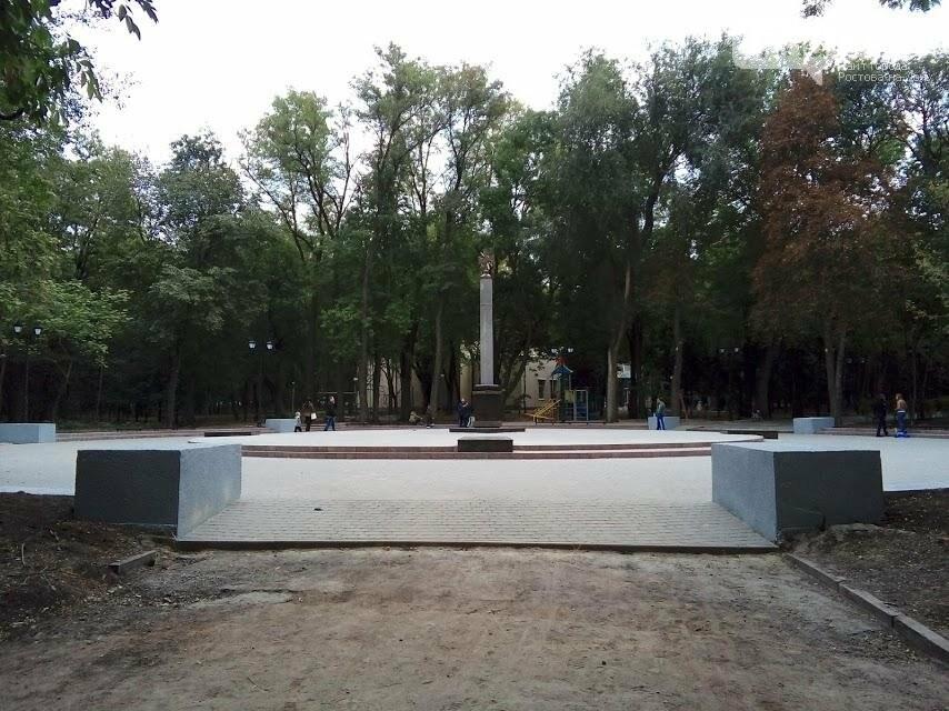Памятник «Героям Донбасса» поставлен в Ростове, но дата открытия неизвестна, фото-1