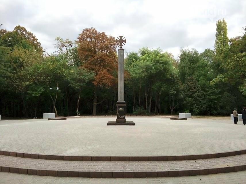 Сити-менеджер Ростова разрешил поставить уже установленный памятник «Героям Донбасса», фото-4