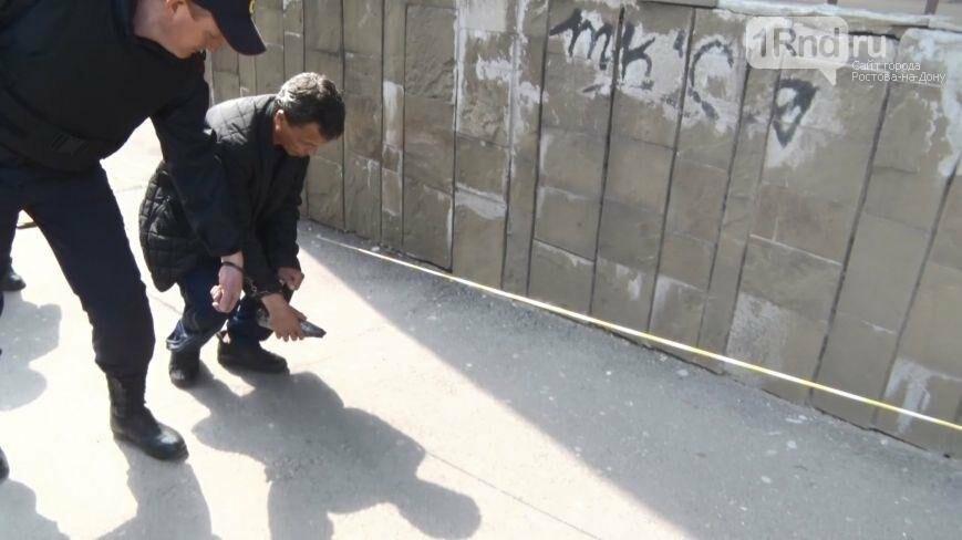 Дело овзрыве около ростовской школы дошло досуда