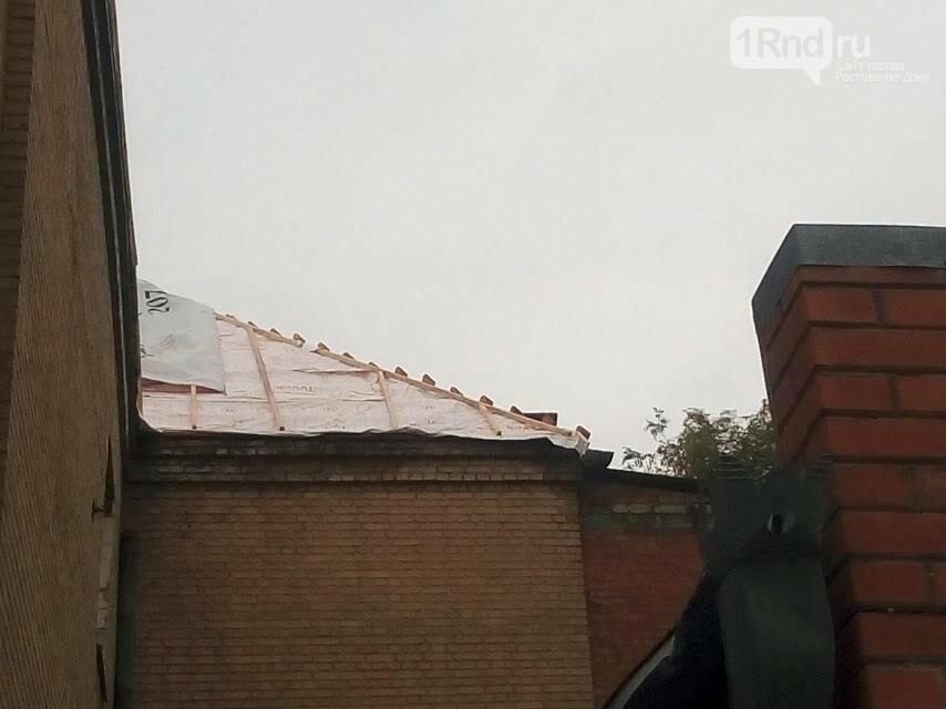 Рухнул потолок, залило квартиры: дому на Буденновском, 102 потребуется ремонт после капремонта, фото-3