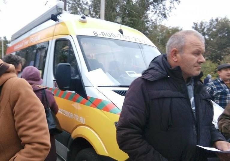 Граждане села Самарское выступили против платной дороги