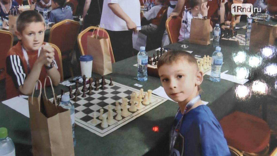 После публикации на 1rnd.ru у юного шахматиста из Ростова нашлись родственники в США, фото-3, 1rnd.ru