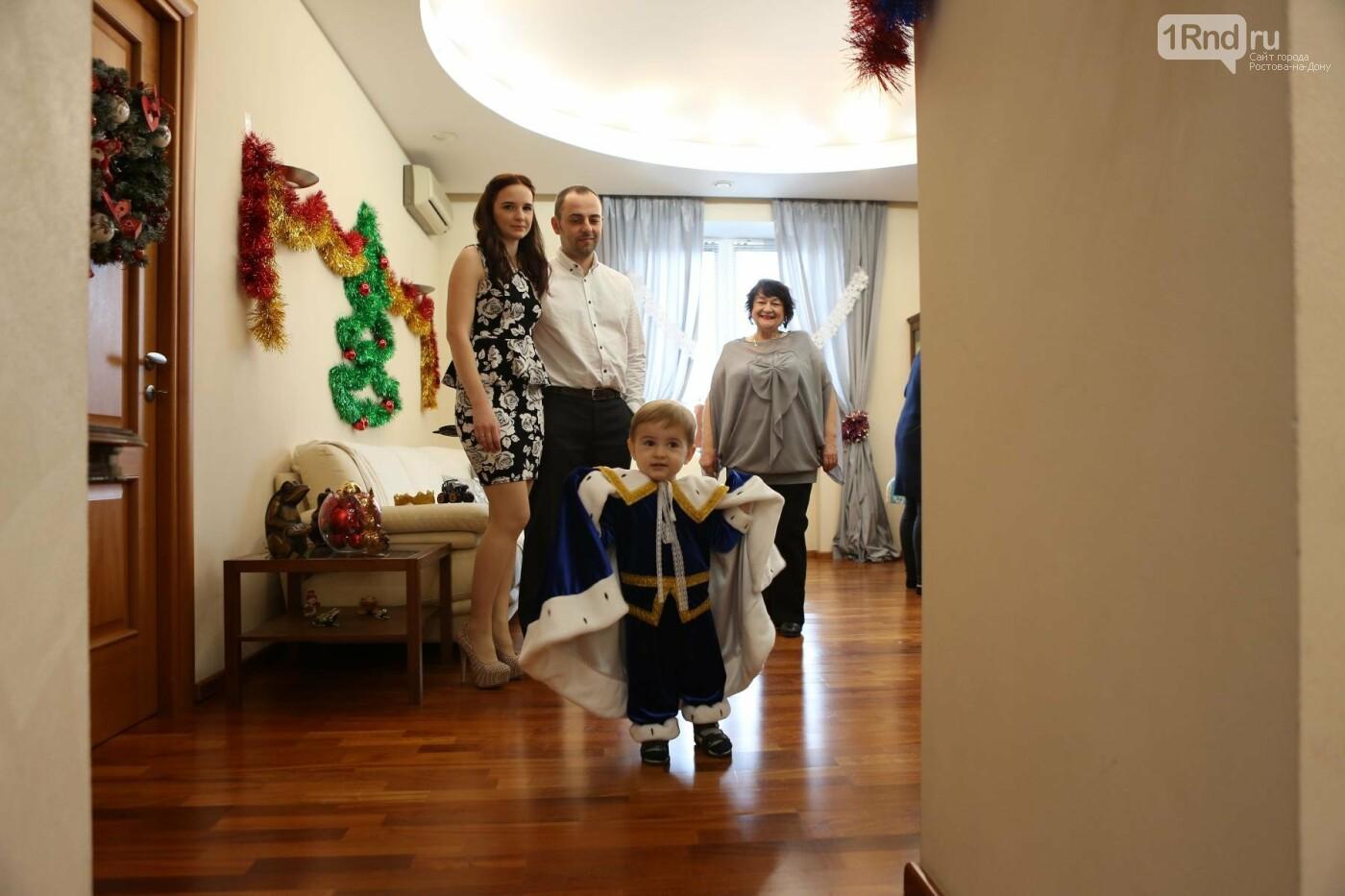 Четыре семьи из регионов России появятся в фильме «Елки новые»