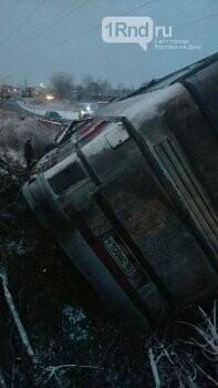 Автобус «Ростов — Москва» попал в серьезное ДТП в Подмосковье, есть пострадавшие