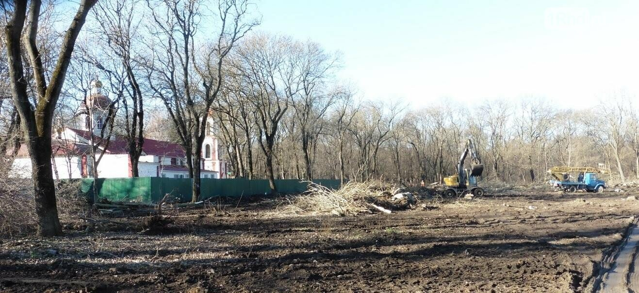 Законность строительства музея в парке Островского вызвала сомнения у общественников Ростова, фото-4