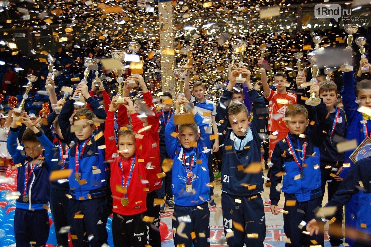 Фото: Управление по физической культуре и спорту города Ростова-на-Дону