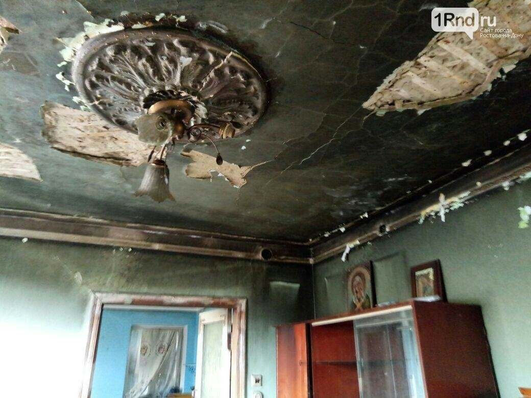 """Так выглядит дом, """"не подлежащий восстановлению"""""""