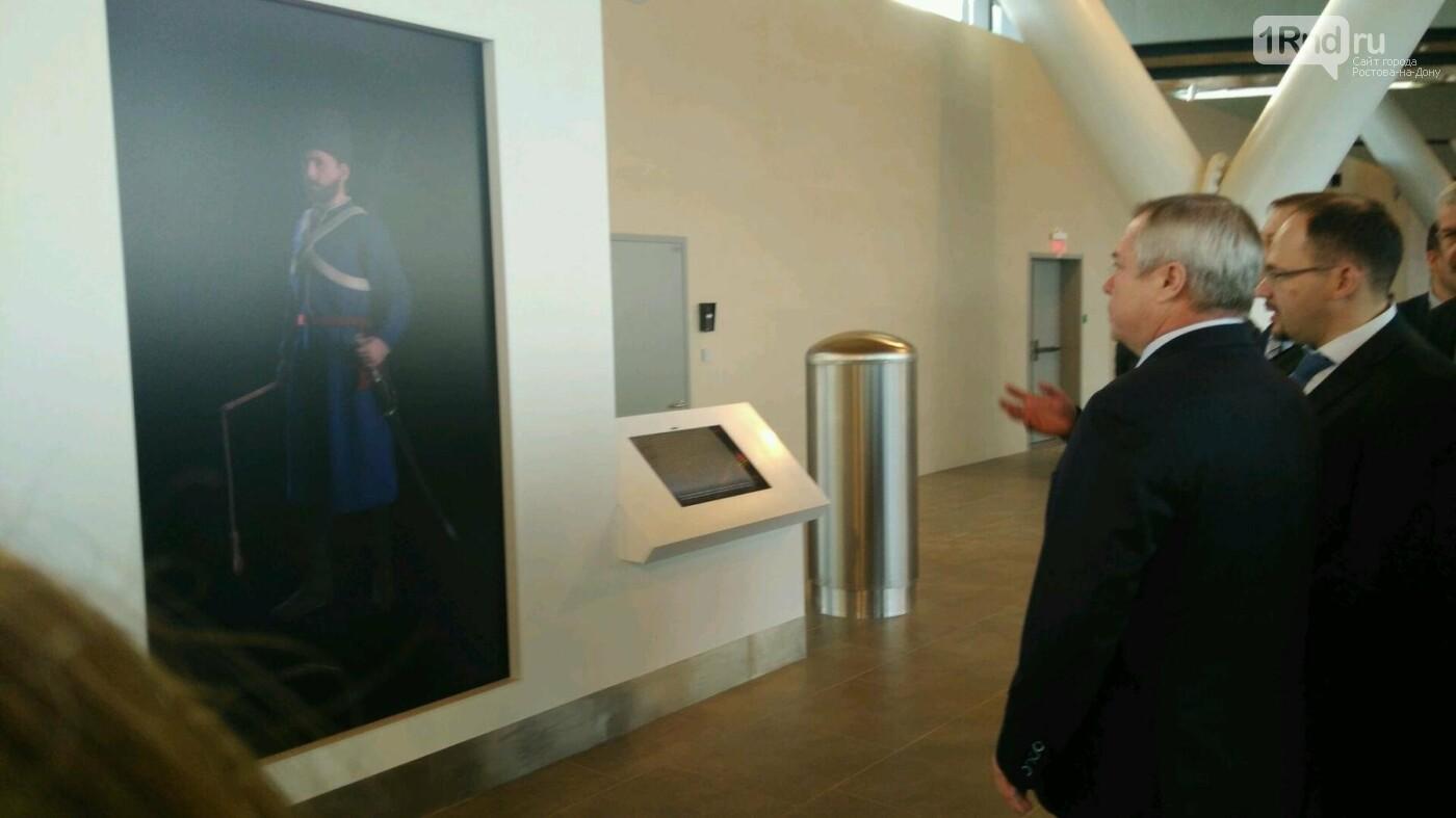 Улетай и смотри: в аэропорту «Платов» открылся мультимедиа-музей