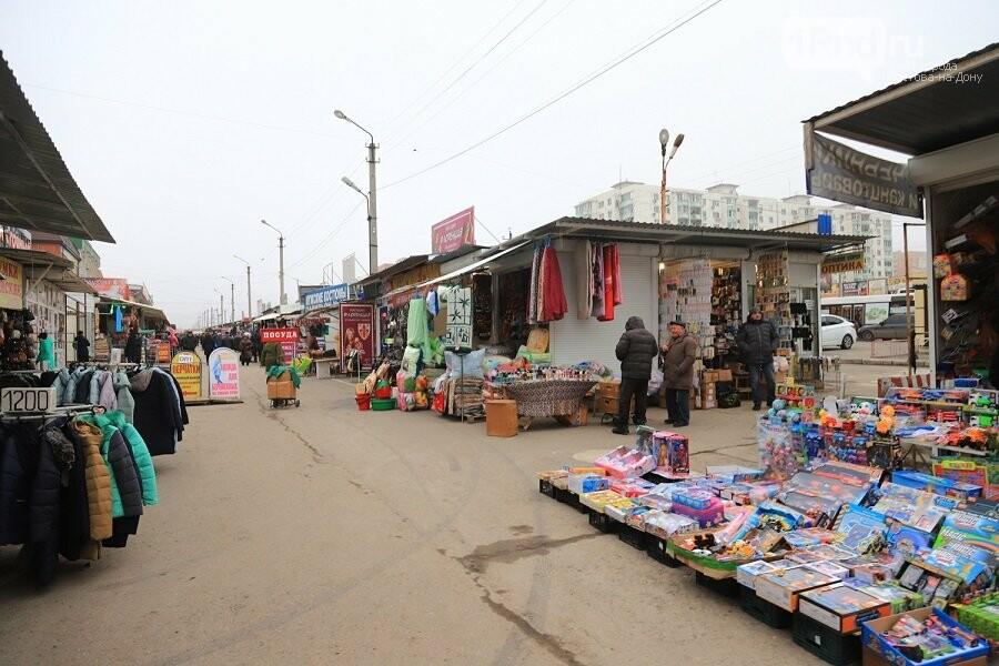 На рынке «Восточный» в Ростове нашли 87 нелегальных ларьков, фото-1