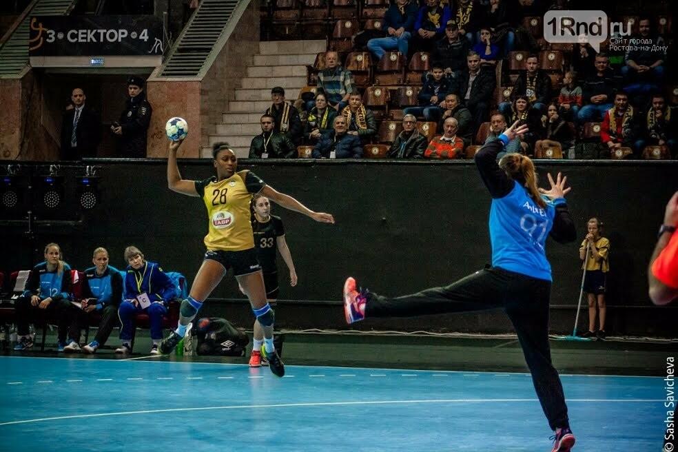 """ГК """"Ростов-Дон"""" уверенно выиграл первый домашний матч года, фото-2"""