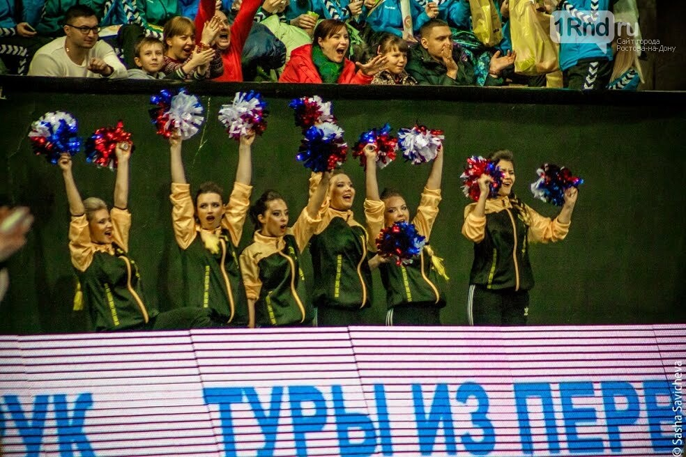 """ГК """"Ростов-Дон"""" уверенно выиграл первый домашний матч года, фото-1"""