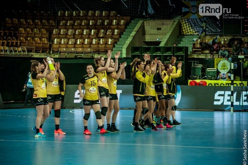 """ГК """"Ростов-Дон"""" уверенно выиграл первый домашний матч года, фото-6"""