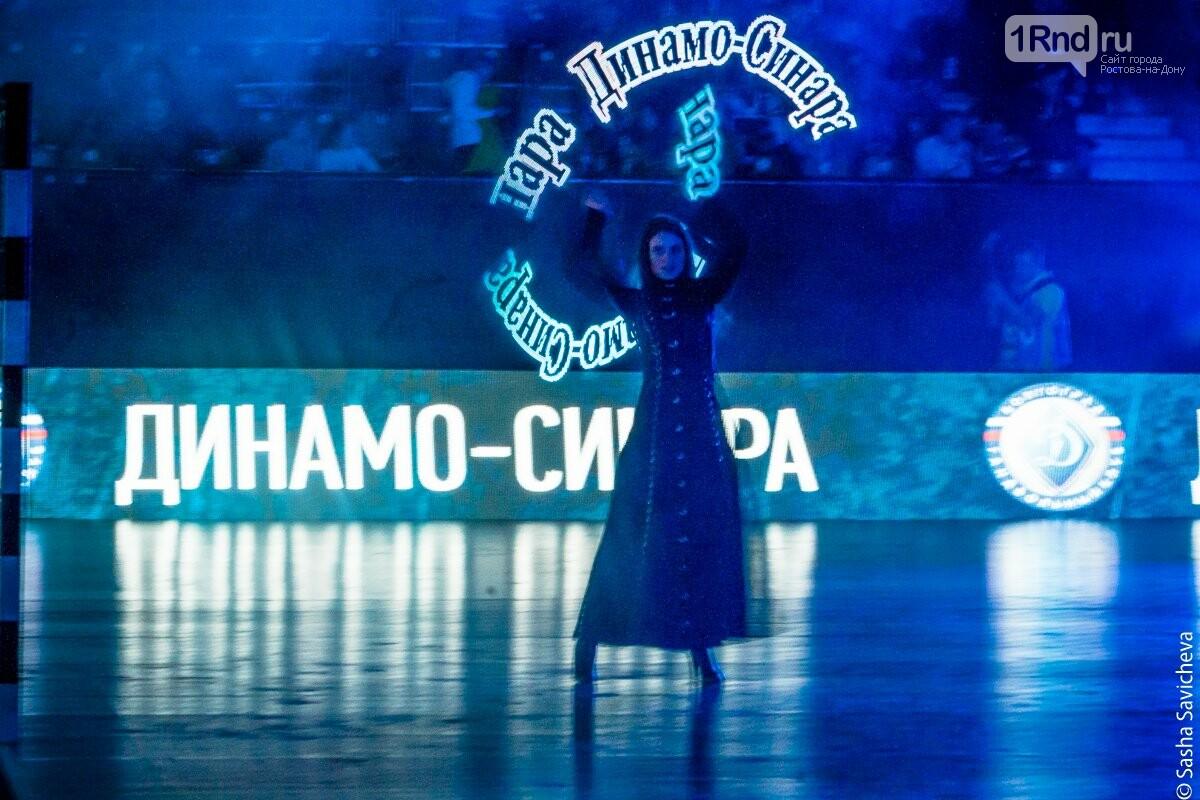 «Ростов-Дон» крупно победил «Динамо-Синара»