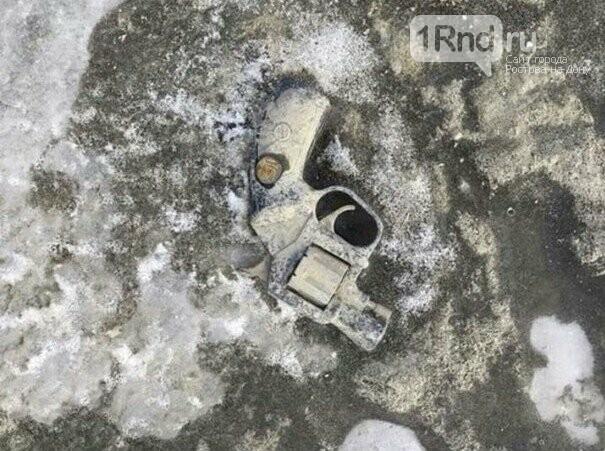 Арсенал оружия обнаружили поисковики на левом берегу обмелевшего Дона, фото-1