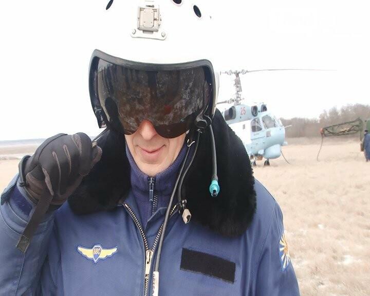 Видео из кабины пилота: как истребители садились на ростовскую трассу, фото-15