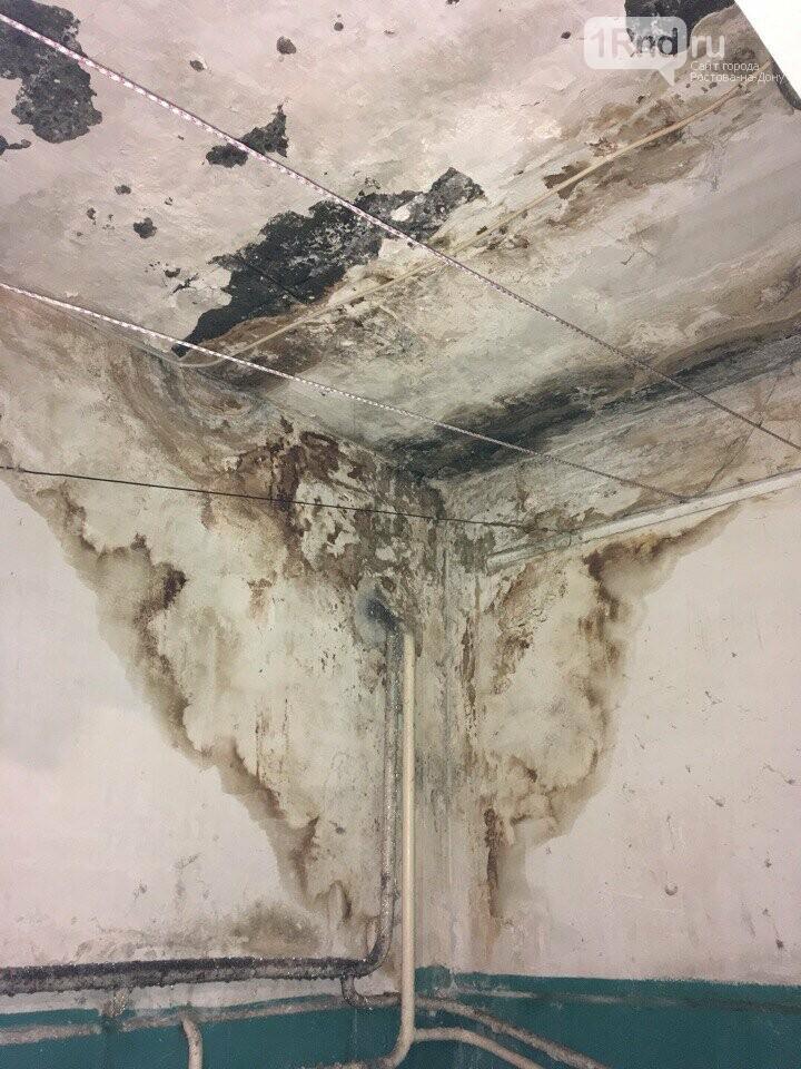 """""""Скоро рухнет крыша в общежитии"""": ростовчанка просит помощи , фото-2"""