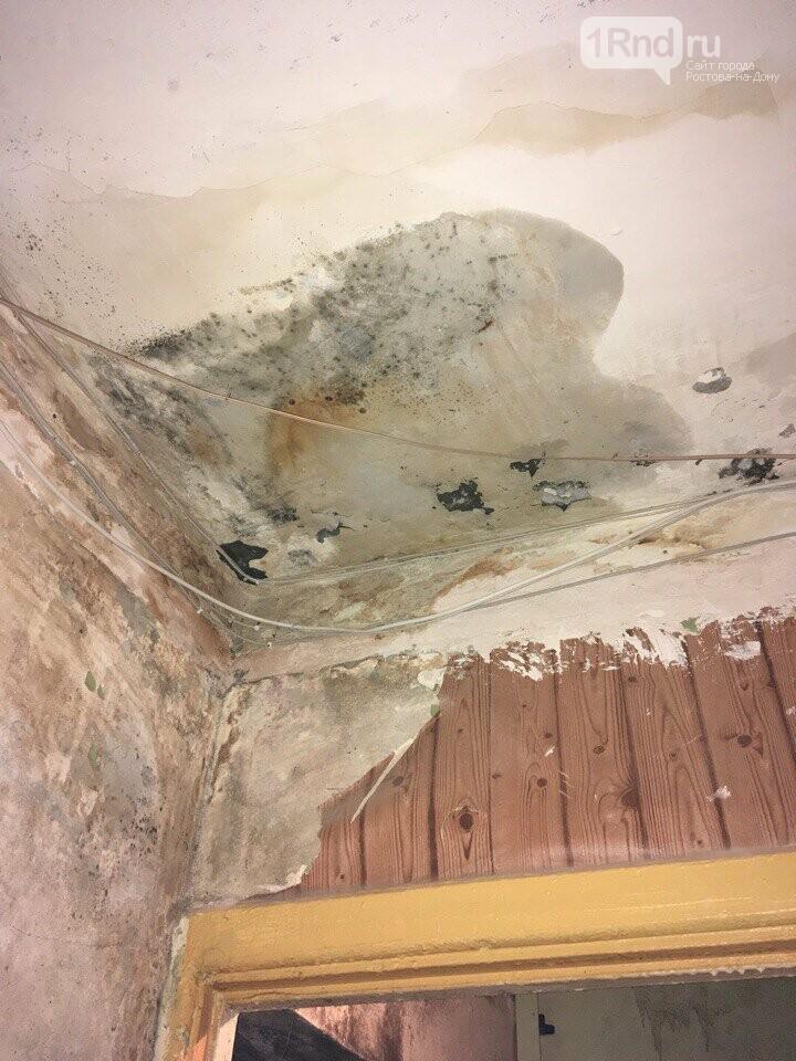 """""""Скоро рухнет крыша в общежитии"""": ростовчанка просит помощи , фото-1"""