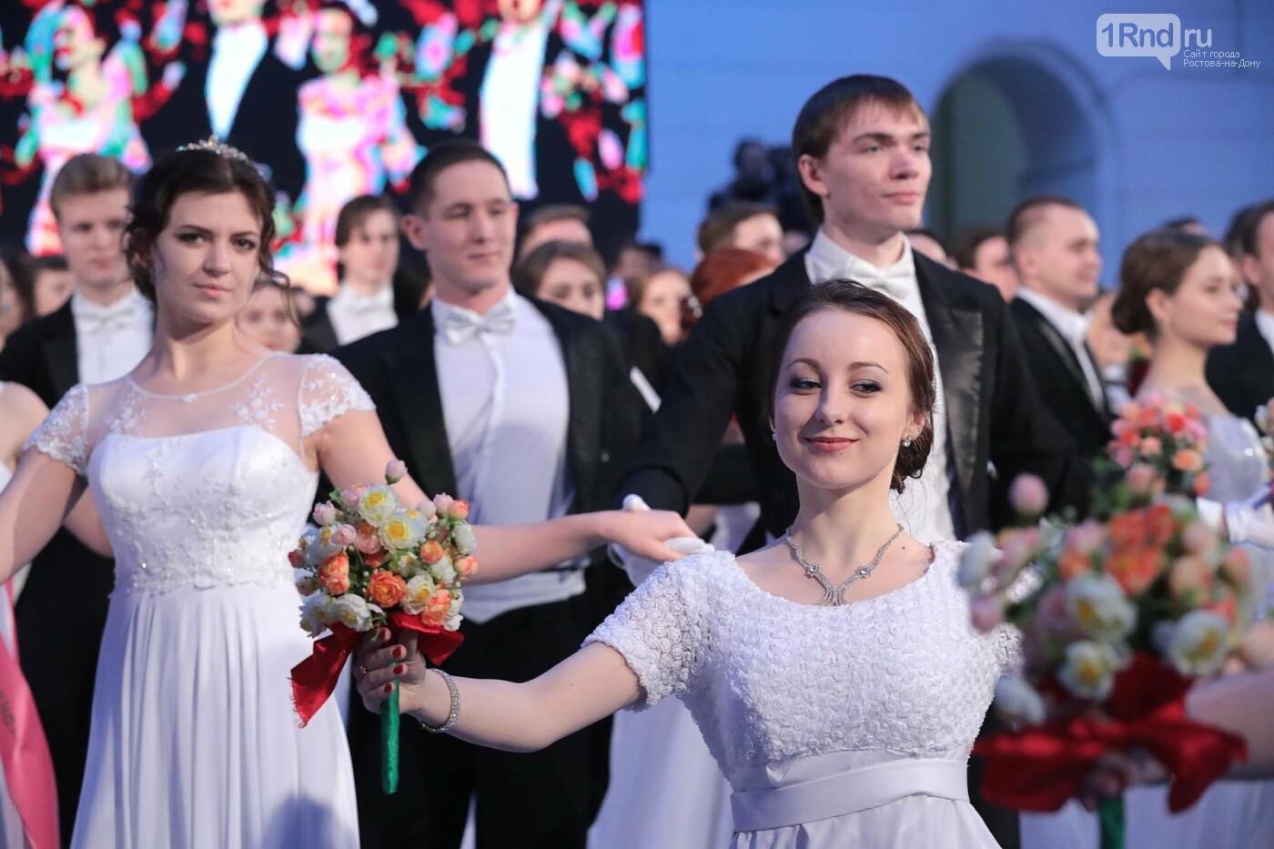 Традиционный губернаторский бал прошел в Новочеркасске, фото-4, Фото: пресс-служба губернатора Ростовской области