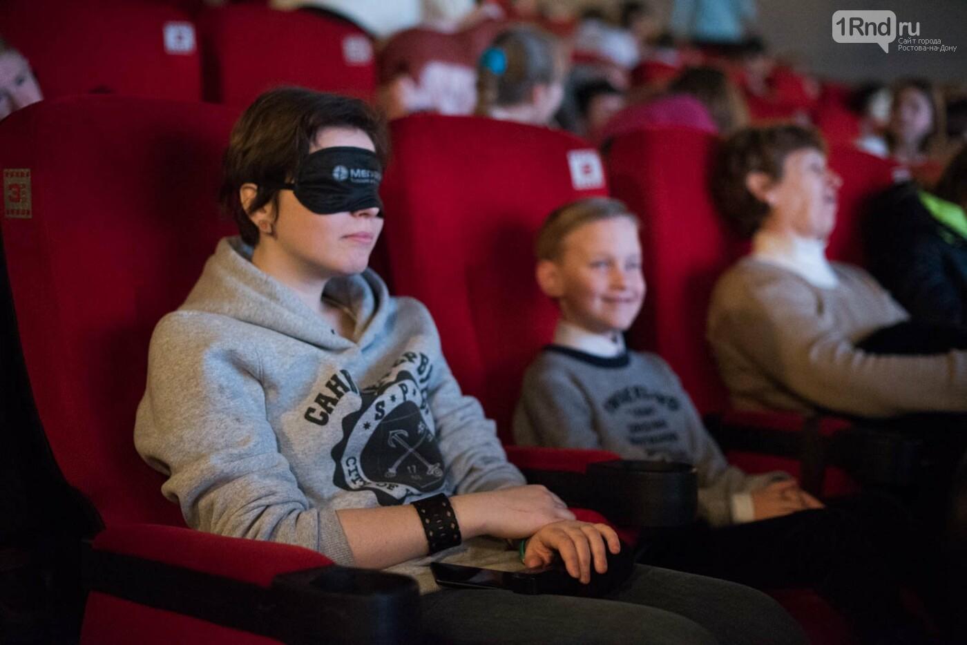 В Ростове прошел пятый показ фильма с тифлокомментариями , фото-1, Фото: предоставлено партнером