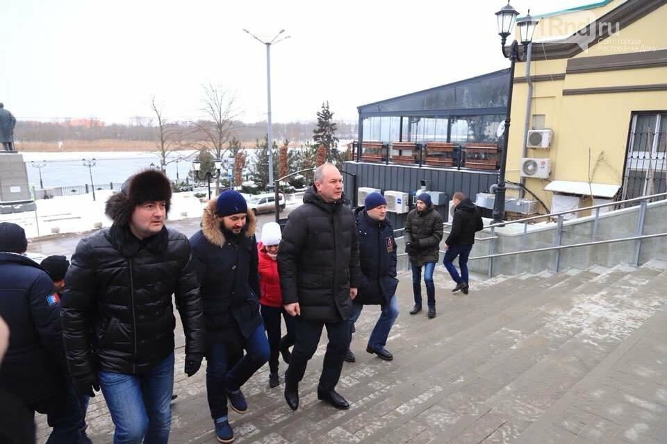В Ростове завершили реконструкцию Казанской лестницы, фото-1