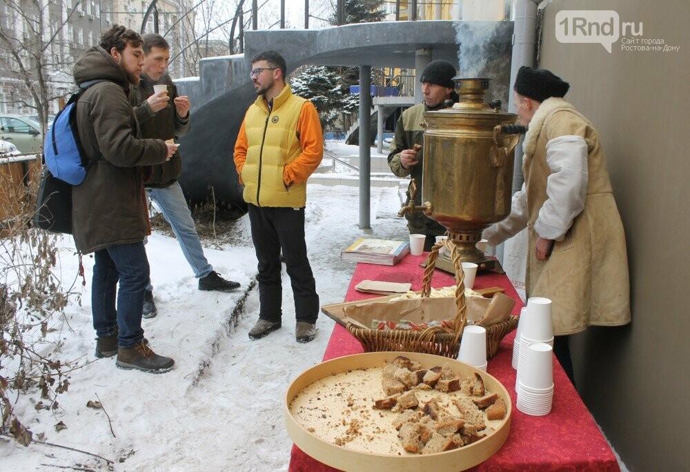 «За обман морду разобьем»: Герман Стерлигов открыл магазин продуктов в Ростове, фото-5