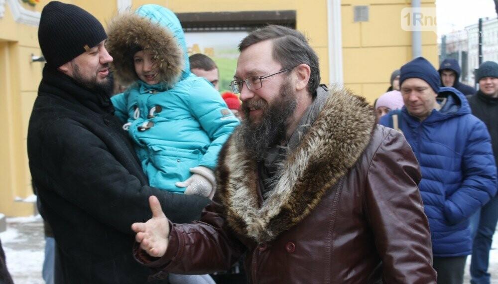 «За обман морду разобьем»: Герман Стерлигов открыл магазин продуктов в Ростове, фото-3