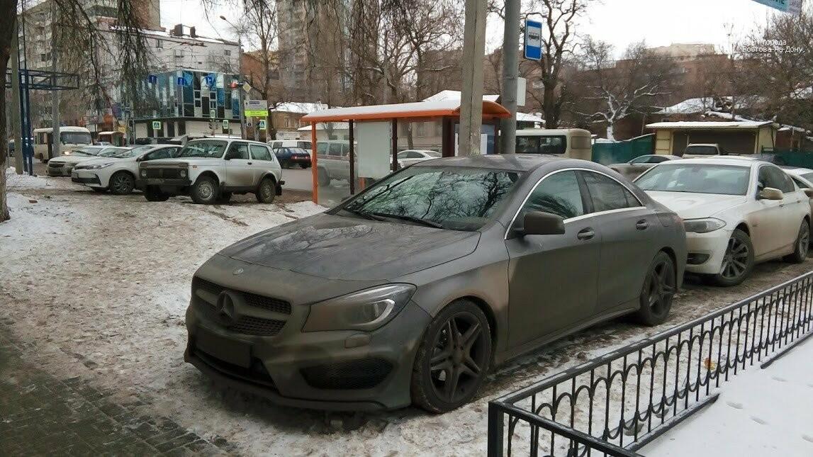 Платные парковки разгрузят дороги только с учетом перехватывающих — врио начальника донской ГИБДД, фото-1