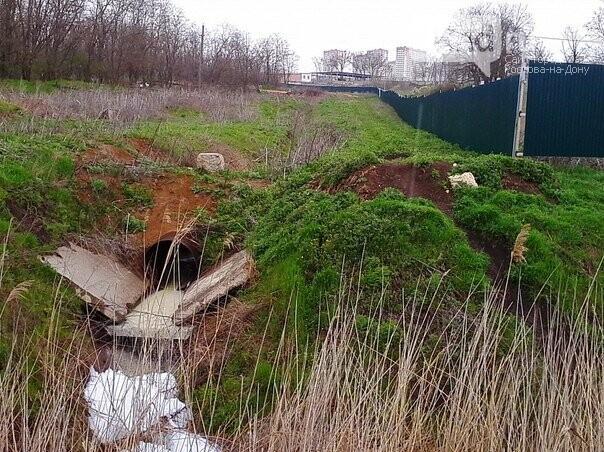 В Ростове до 2025 года канализация ЖК «Суворовский» будет сливаться в Темерник, фото-1