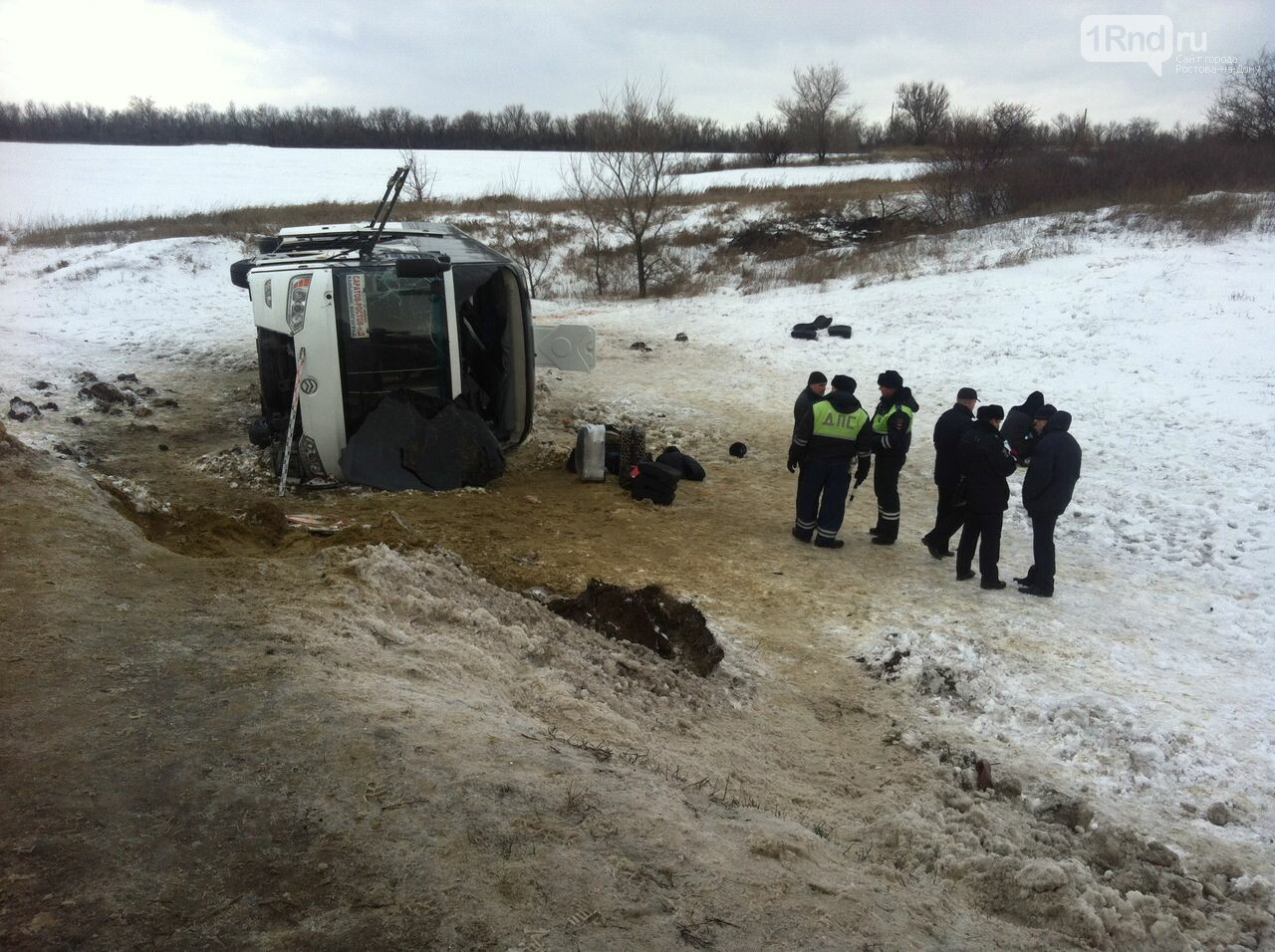 Среди пострадавших в ДТП под Ростовом - жители трех регионов РФ и один иностранец, фото-2