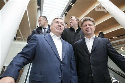Фото - пресс-служба губернатора РО