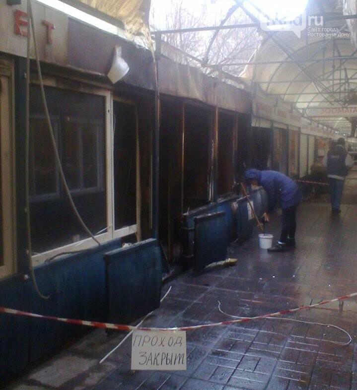 Ларьки на Комсомольской площади в Ростове взорвали умышленно - продавцы, фото-1