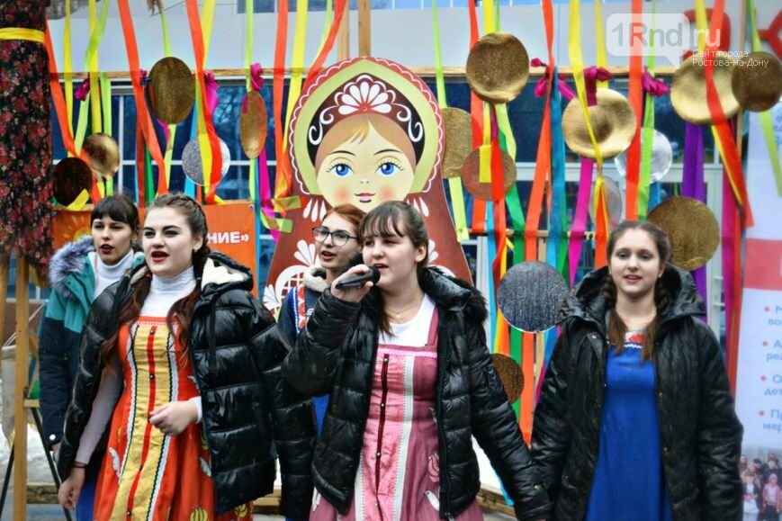 Добрая Масленица: ростовчан приглашают на проводы зимы, фото-1