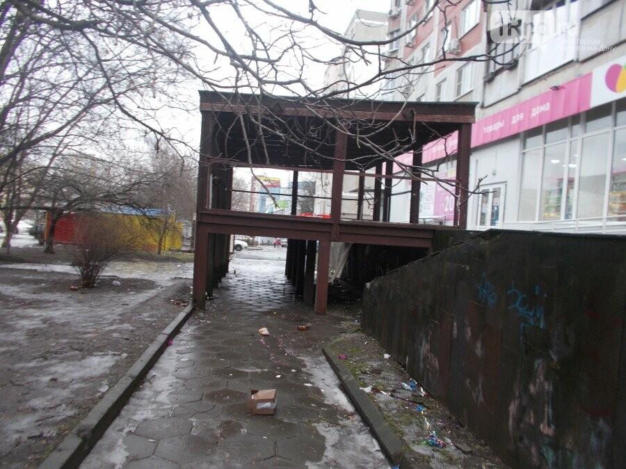 Как летняя площадка ресторана в Ростове превратилась в уличный туалет , фото-3