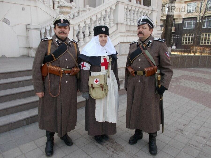 Белое движение: в Ростове отметят 100-летие «Ледового похода» , фото-1