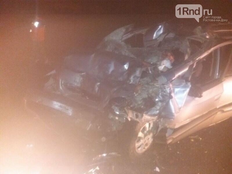 Три человека погибли в аварии с дорожной спецтехникой в Ростовской области, фото-1, Фото: ГУ МВД по Ростовской области