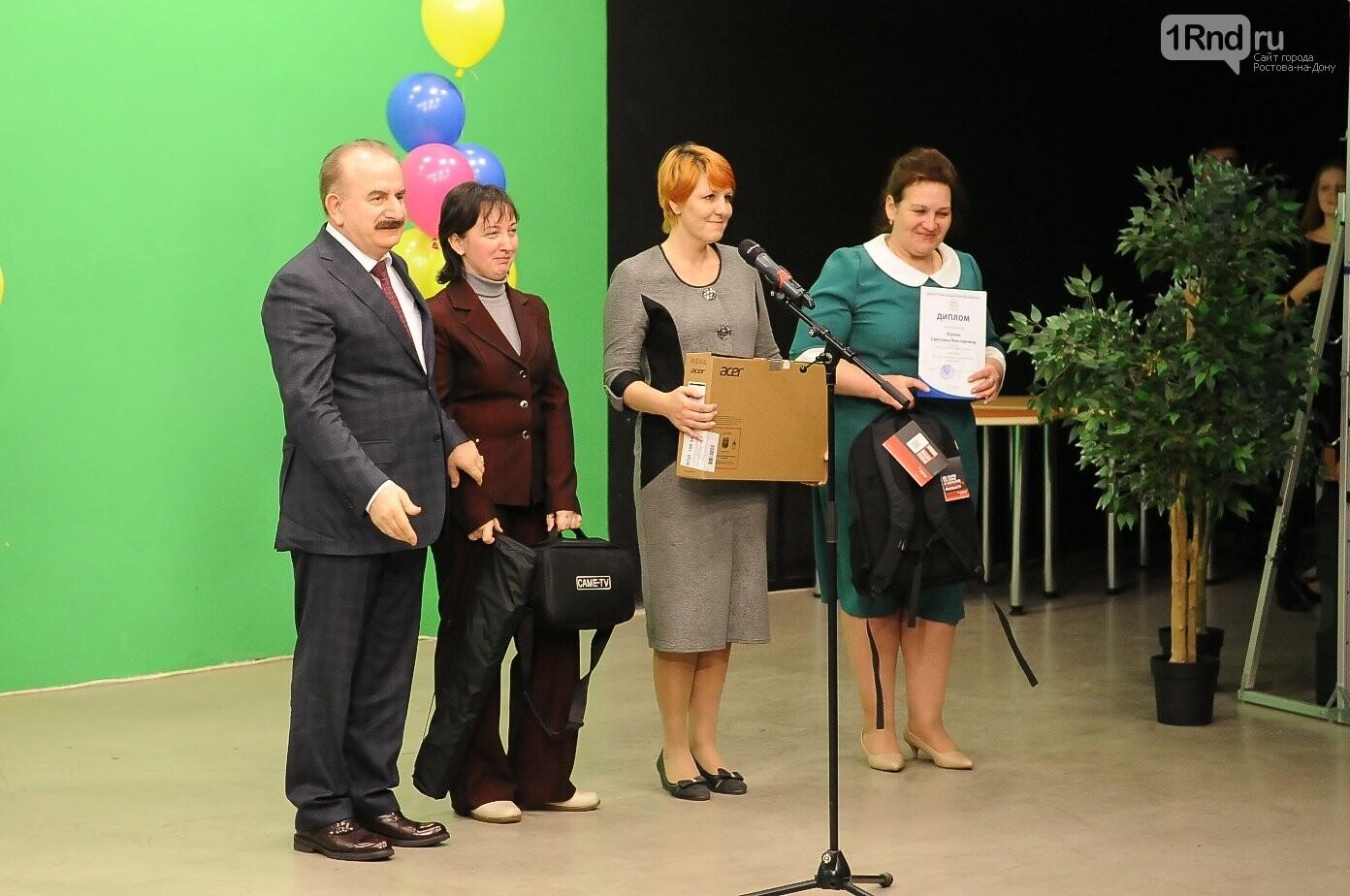 В Ростове назвали авторов лучших школьных медиапроектов, фото-2, Фото: предоставлено ДГТУ