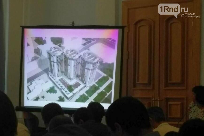 Скандал с застройкой бульвара Комарова в Ростове вышел на новый уровень, фото-4