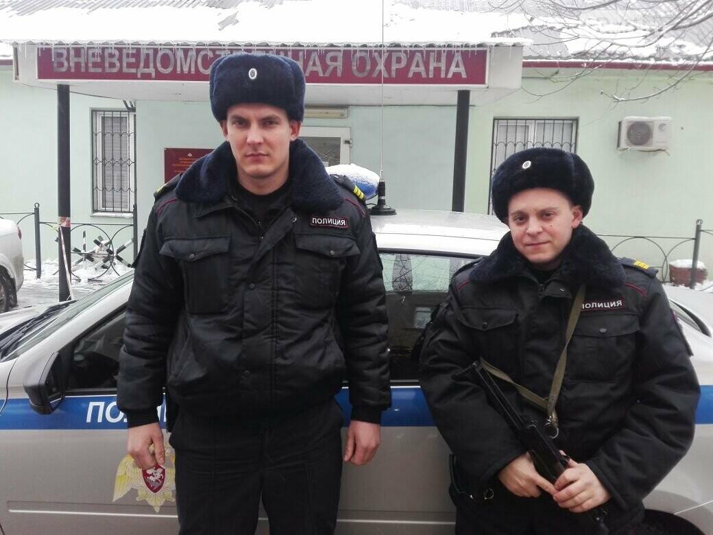 Два сержанта Росгвардии задержали в Ростове подозреваемого в разбойном нападении, фото-1