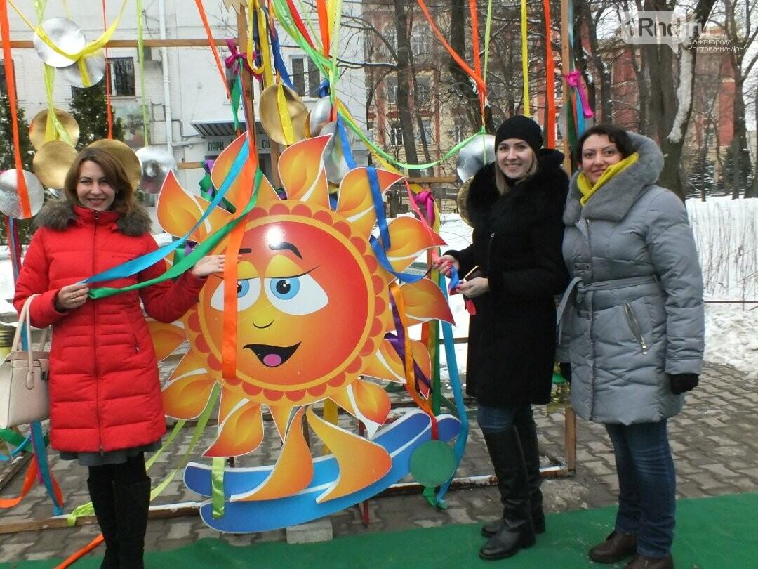 Ростовчане с размахом отметили Добрую Масленицу и проводили зиму, фото-15