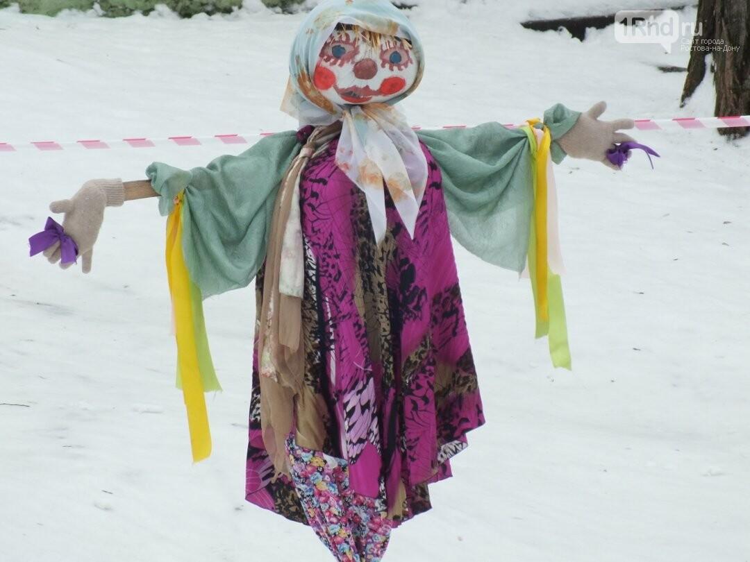 Ростовчане с размахом отметили Добрую Масленицу и проводили зиму, фото-5
