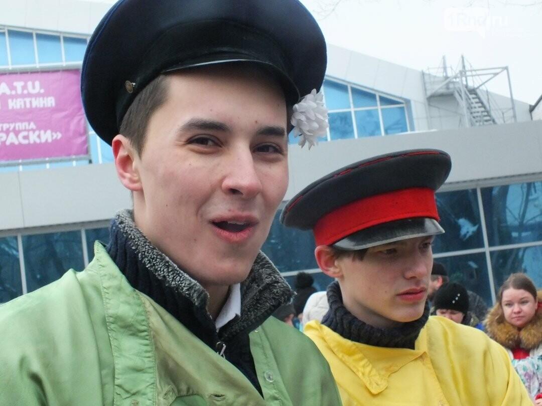 Ростовчане с размахом отметили Добрую Масленицу и проводили зиму, фото-4